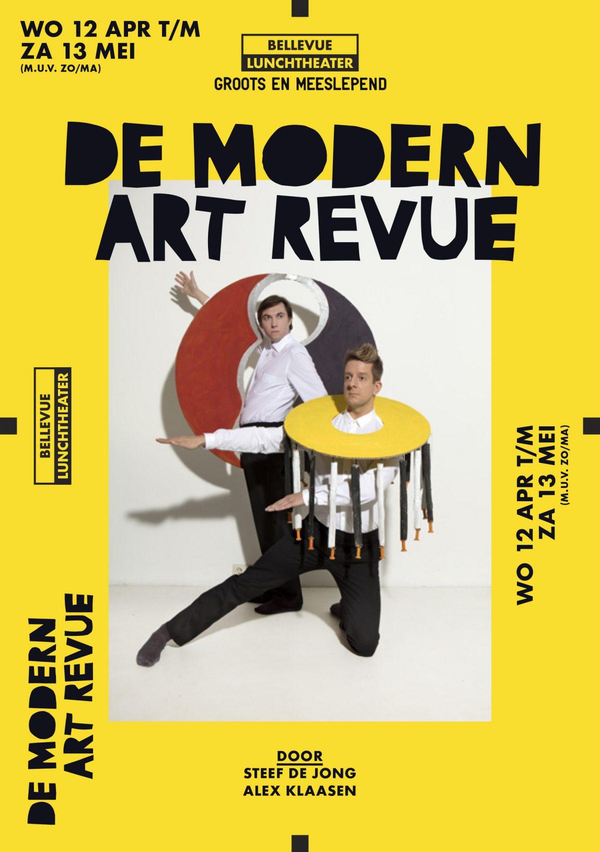 DE MODERN ART REVUE