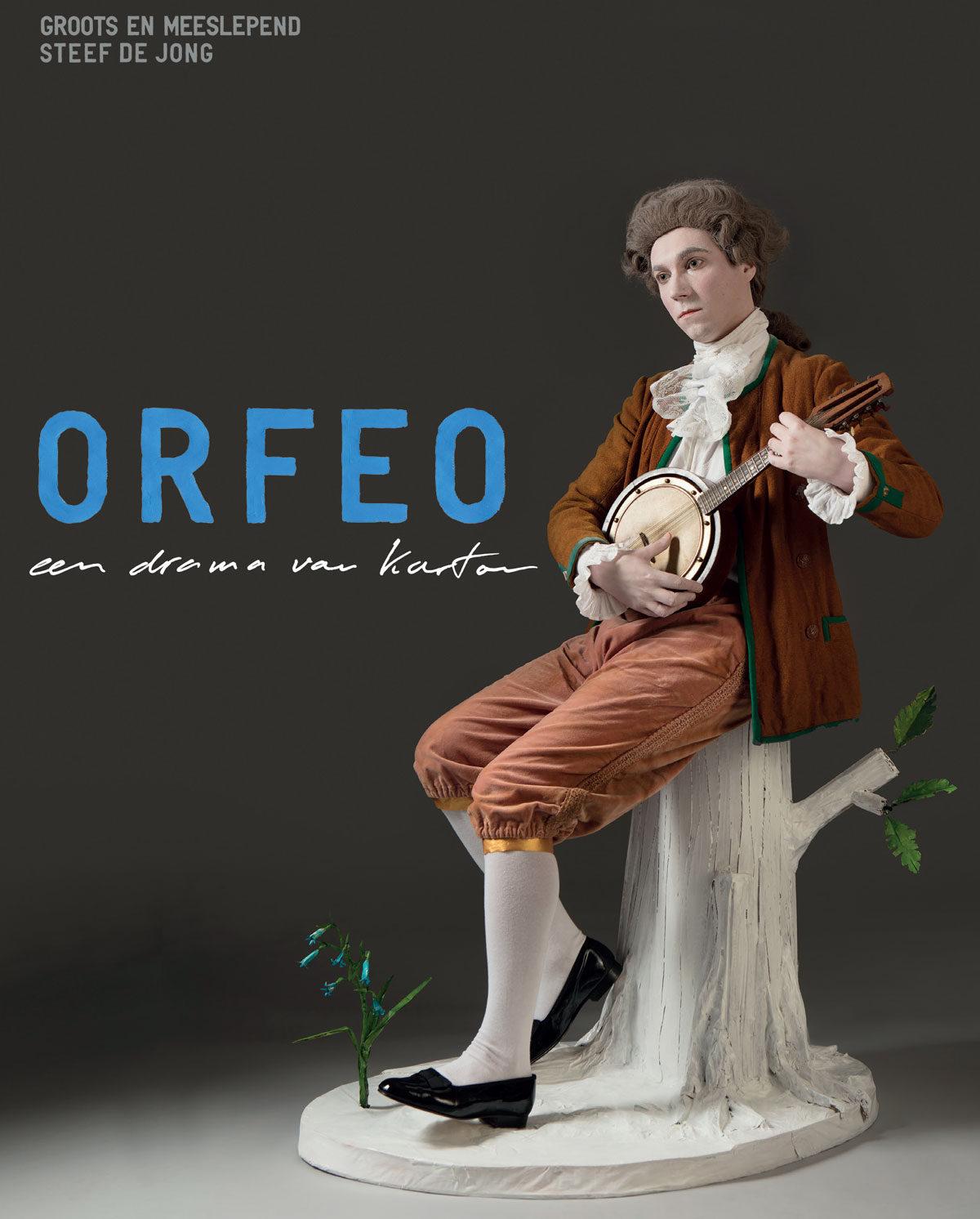 ORFEO, EEN DRAMA VAN KARTON