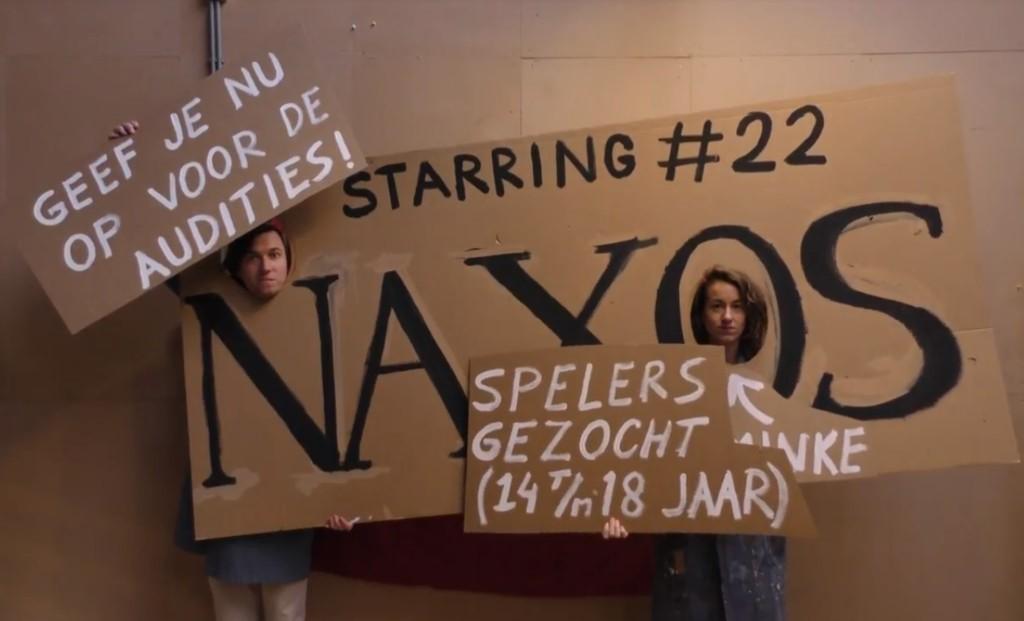 Steef en Minke Kruyver regisseren Starring #22: Naxos